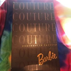 1996 collectible Couture Barbie. Nib